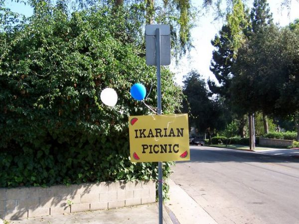 2005 Icarian Picnic Pasadena