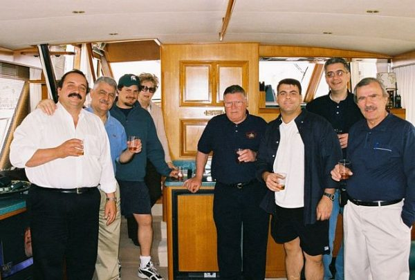 2005 National Officers Visitation – Day at Races and Long Beach Boat Cruise