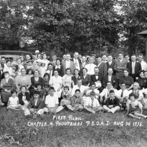Icarian Picnic Chicago 08-30-1936