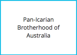 pan-icarian brotherhood of australia