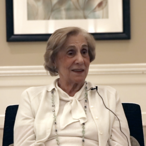 Stella Thomas Interview | Yiayia-Pappou Series | Pan-Icarian