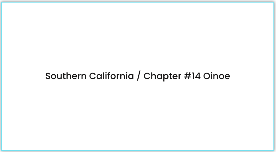 chapter 14 southern california