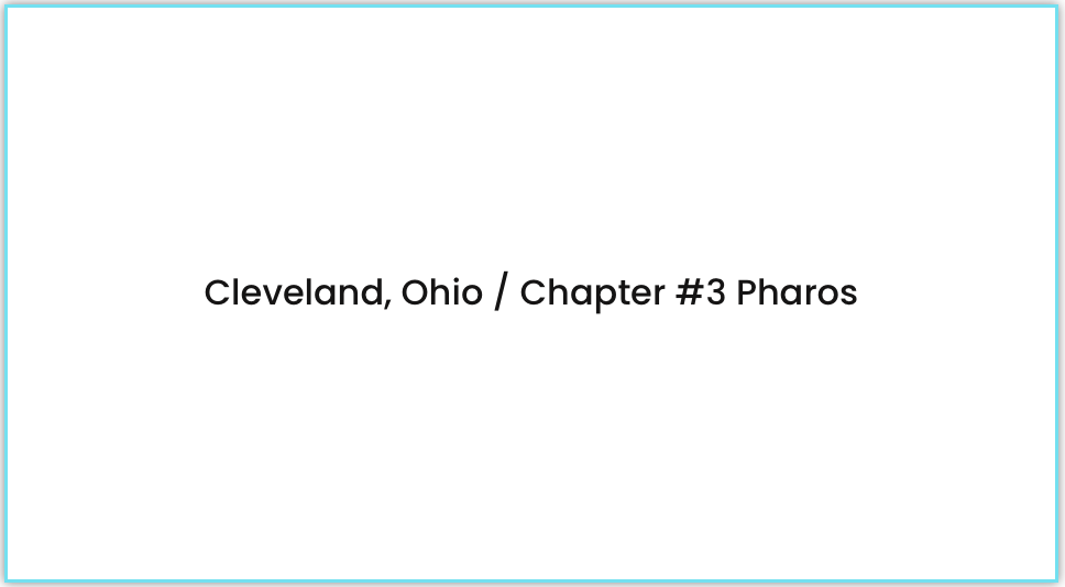 chapter 3 cleveland