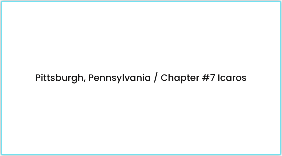 chapter 7 pittsburgh