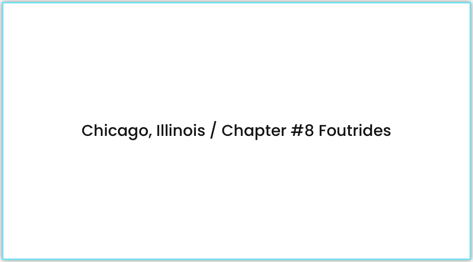chapter 8 chicago