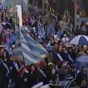 Pan-Icarian 100 Years Celebration at Greek Parade in 2003