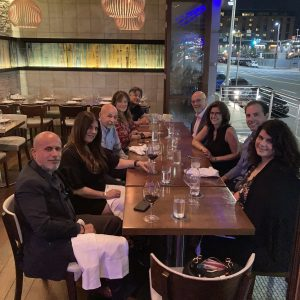 Supreme Lodge Meeting with Chapter Lefkas (D.C. / Baltimore)